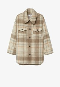 Mango - ROIBOS - Button-down blouse - ecru - 5