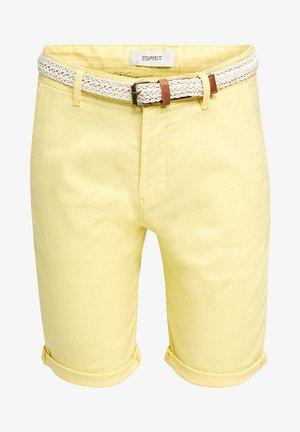 BASIC - Shorts - honey yellow