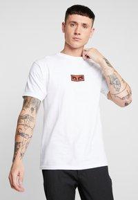 Obey Clothing - EYES - Print T-shirt - white - 0
