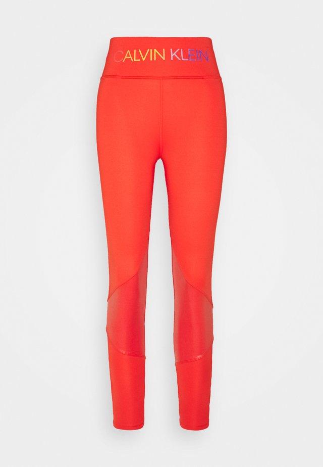 Collants - orange