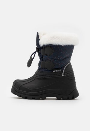 SEALSNOW UNISEX - Winter boots - marine/multicolor