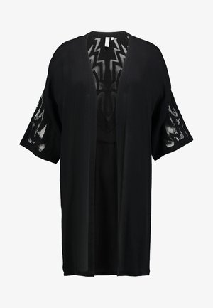 SICILLA KIMONO - Lehká bunda - black