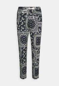 DRYKORN - JEGER - Trousers - dark blue - 0