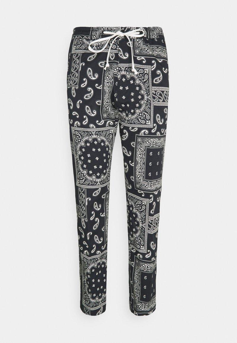 DRYKORN - JEGER - Trousers - dark blue