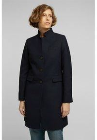Esprit - Classic coat - navy - 0