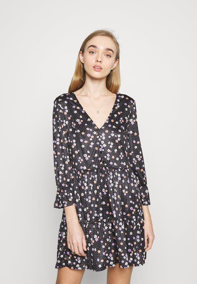 Even&Odd - Sukienka z dżerseju - multi coloured