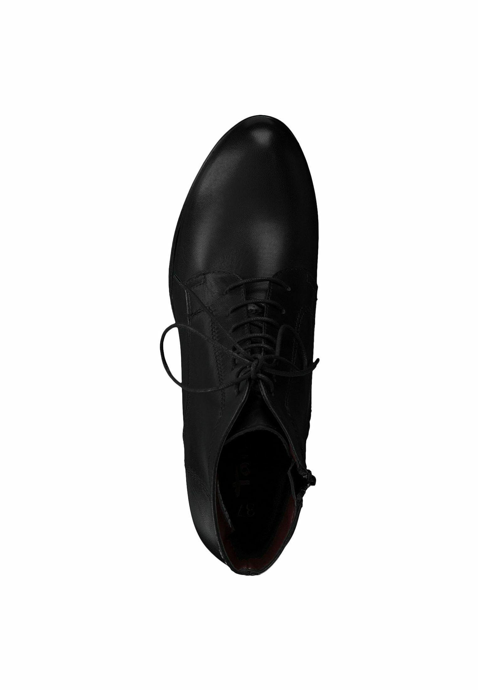 Tamaris High Heel Stiefelette - Black/schwarz