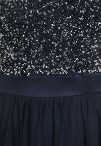 Lace & Beads Tall - SANIA TALL - Koktejlové šaty/ šaty na párty - navy - 6