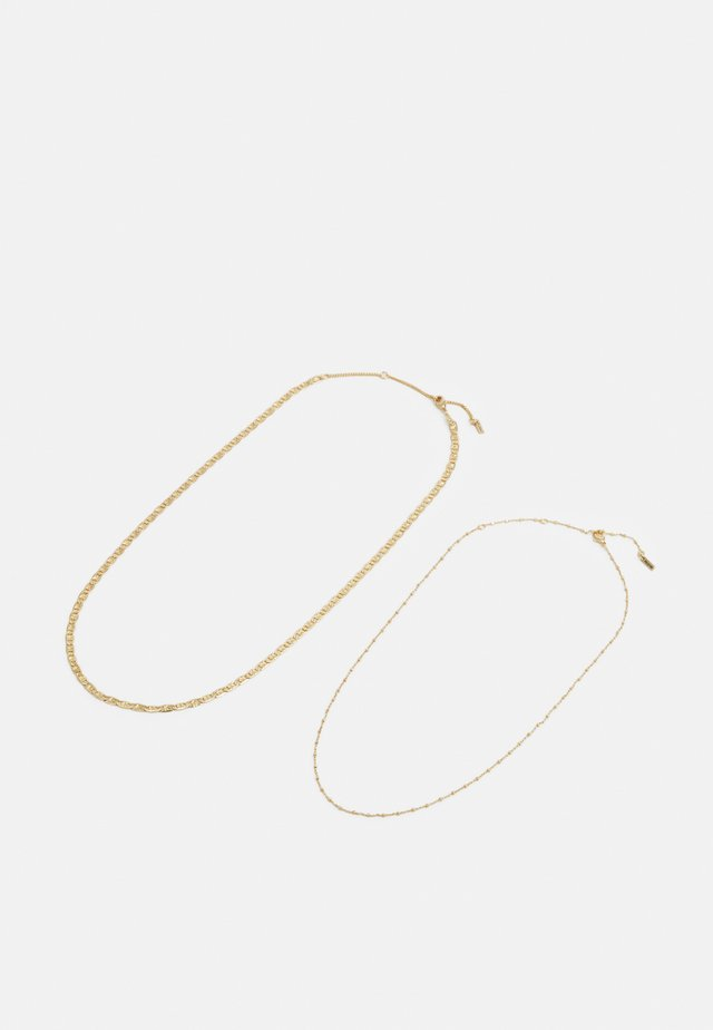 NECKLACE INTUITION 2 PACK - Halskette - gold-coloured
