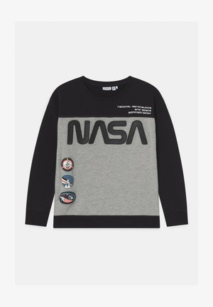 NASA  - Sweatshirt - black