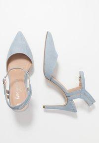 New Look - TIA  - Escarpins à talons hauts - light blue - 3