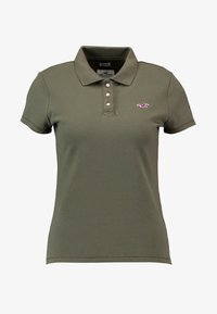 Hollister Co. - CORE  - Polo shirt - olive - 3