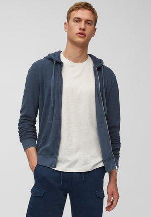 Zip-up sweatshirt - total eclipse