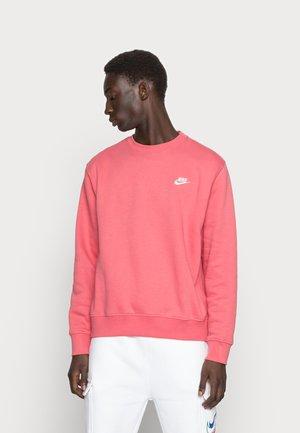 CLUB CREW - Sweatshirt - archaeo pink