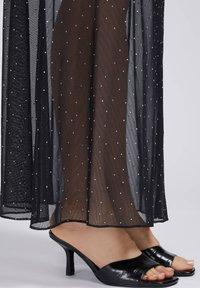 Guess - STRASS - Cocktail dress / Party dress - schwarz - 3
