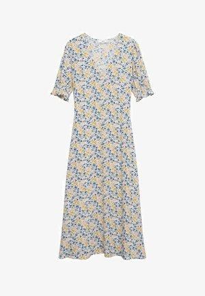 Vestido informal - blanco roto