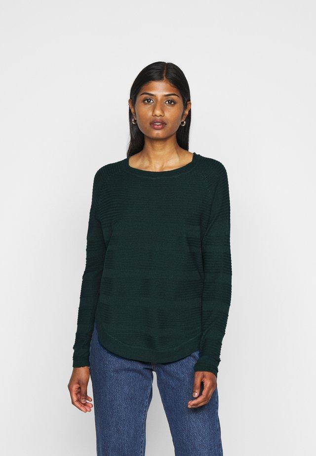 ONLCAVIAR - Pullover - scarab