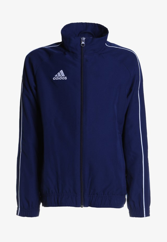CORE PRE - Training jacket - darkblue/white