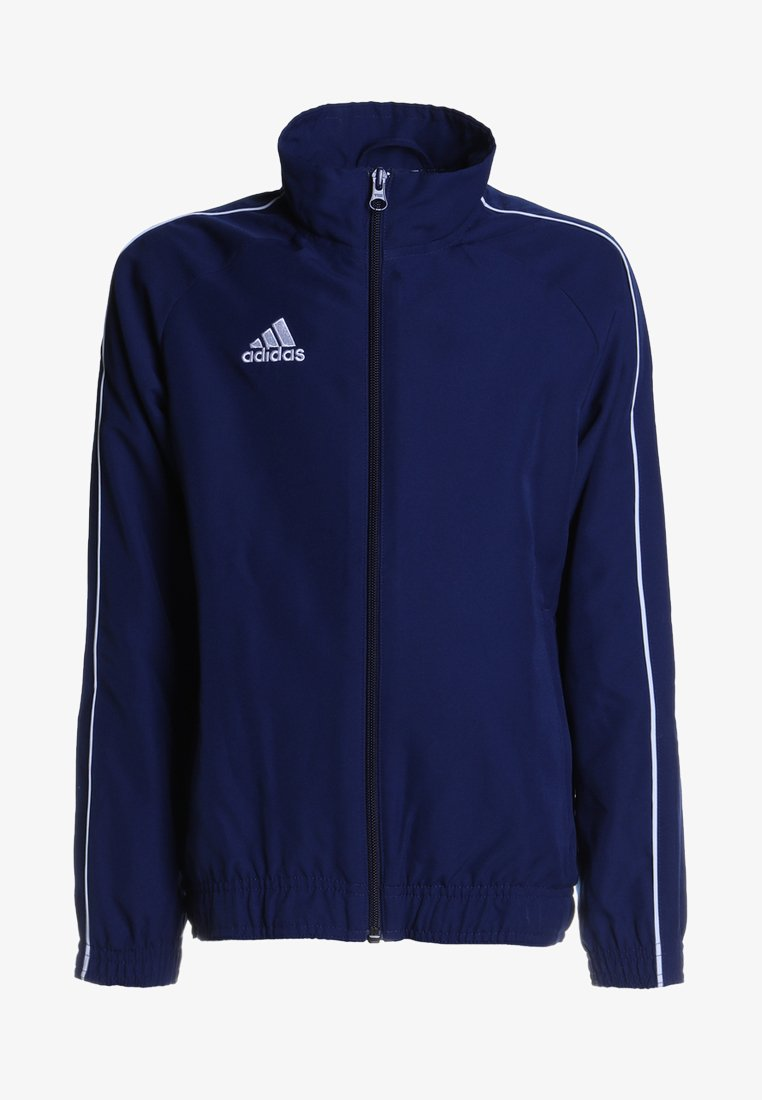 adidas Performance - CORE PRE - Training jacket - darkblue/white
