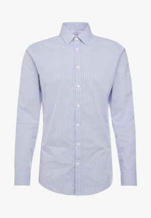 FERENE SLIM FIT - Shirt - blue dotted
