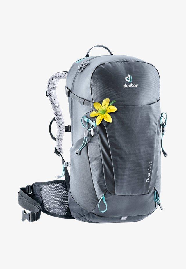 TRAIL - Hiking rucksack - grey