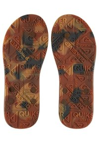 Quiksilver - T-bar sandals - tan - solid - 2