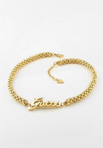 LOGO POWER - Bracelet - gold