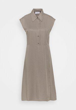 SOURCE - Shirt dress - taupe