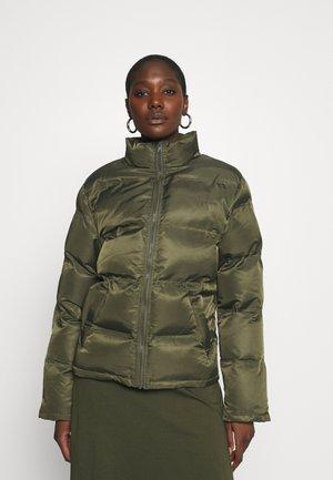 PUFFER JACKET - Winter jacket - olive