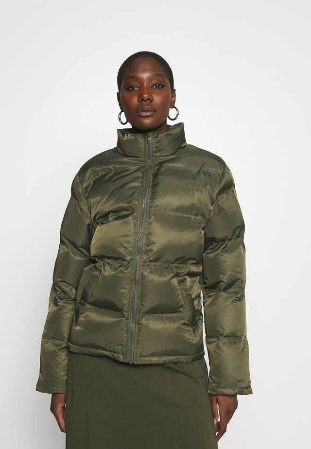 PUFFER JACKET - Winter jacket - olive