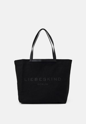 SHOPPER LARGE - Tote bag - black