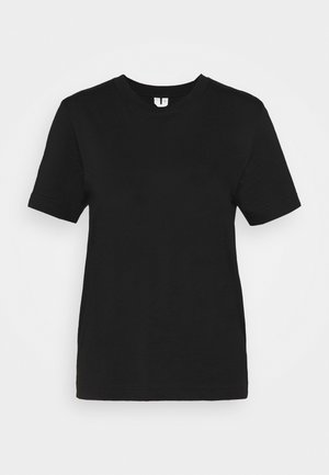 NAEMI - T-shirts - black dark