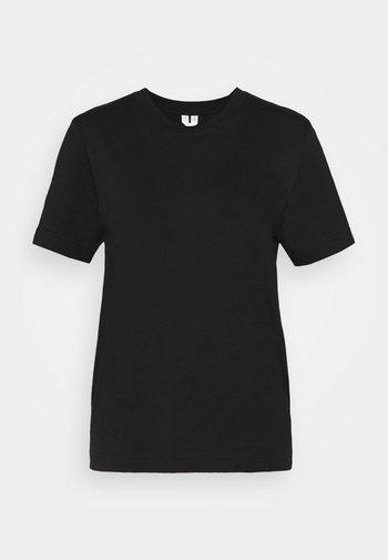 T-shirt basique - black dark