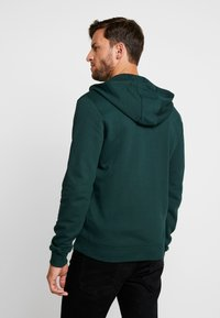 Lyle & Scott - Zip-up hoodie - jade green - 2