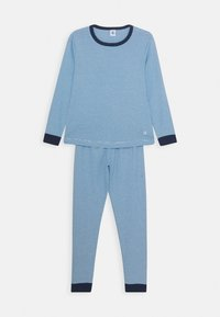 Petit Bateau - LIFT - Pyjama set - ruisseau/marshmallow - 0