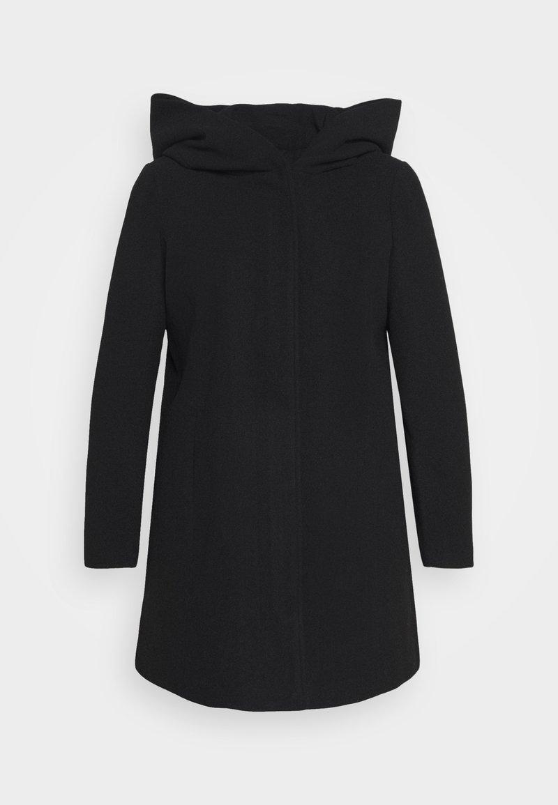 Vero Moda Curve - VMDAFNEDORA JACKET - Zimní kabát - black