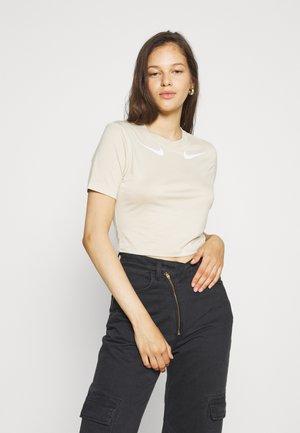 TEE - Camiseta estampada - rattan