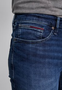 Tommy Jeans - SCANTON SLIM - Jeans slim fit - nassau dark - 3