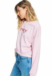 Roxy - BREAK AWAY CREW - Sweatshirt - pink mist - 3