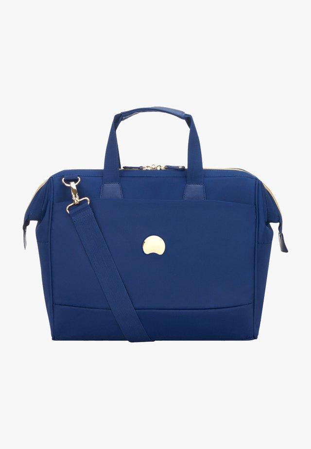 MONTROUGE - Briefcase - blue