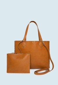 Pepe Jeans - TILDA  - Tote bag - marrón tan - 1