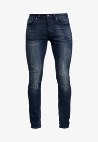 Tigha - MORTY - Jeans Skinny Fit - mid blue - 4