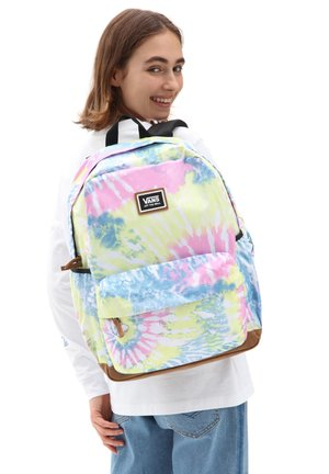 WM REALM PLUS BACKPACK - Rucksack - tie dye orchid