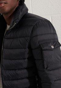 Superdry - FUJI  - Winter jacket - black - 5