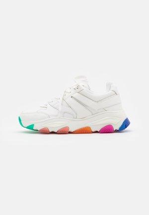 LETTIE MENS - Sneakers laag - white