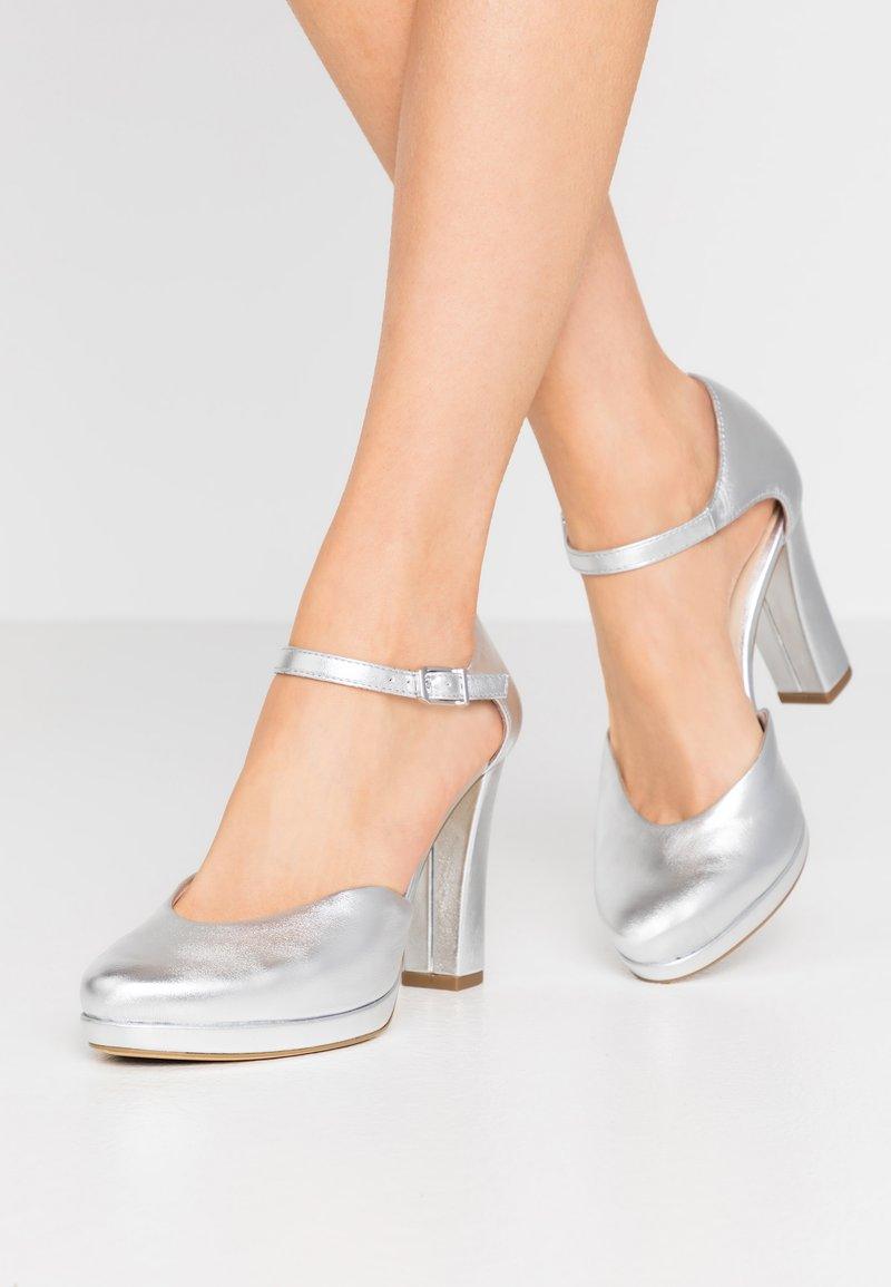 Tamaris - High heels - silver