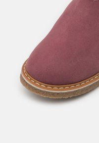 Friboo - LEATHER - Boots - pink - 5