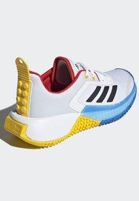 adidas Performance - LEGO®  - Scarpe da corsa stabili - white - 2