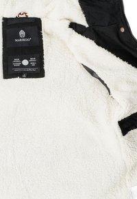 Marikoo - MANOLYA - Winter coat - black - 3