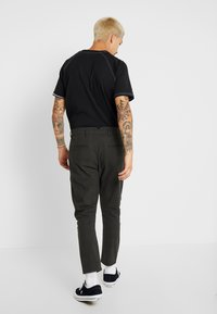 Gabba - FIRENZE  - Trousers - dark green - 2